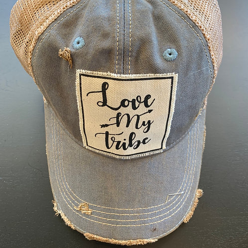 Love My Tribe Baseball Cap