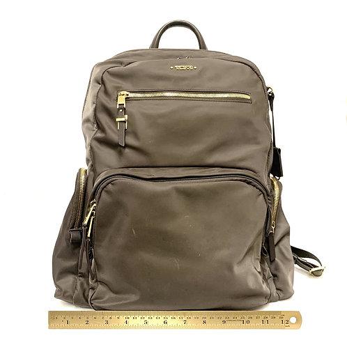 Grey Tumi Backpack