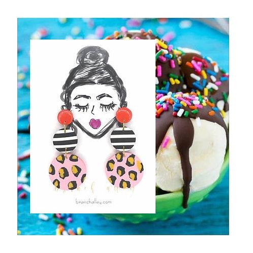 'Ice Cream Sundae' Earrings