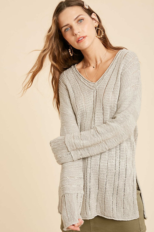 Cloud Knit Sweater