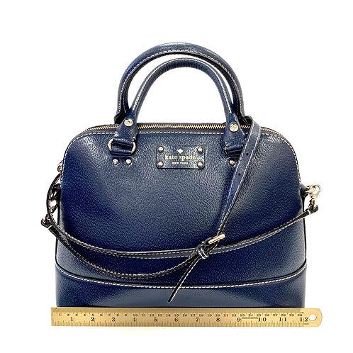 Navy Kate Spade Handbag