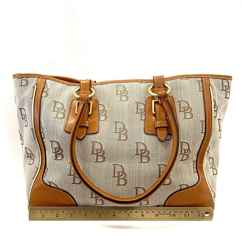 Camel and Canvas Dooney & Bourke