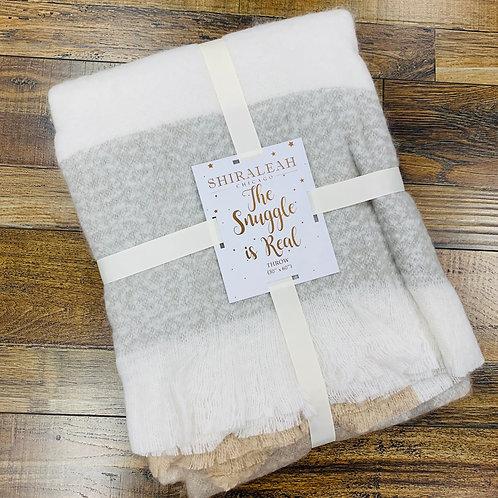 Cozy Throw Blanket