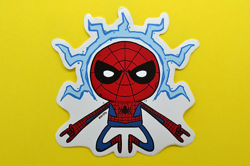 Spider-Man Marvel Vinyl Sticker