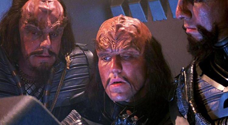 Bibles for Klingons