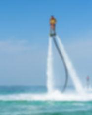 Al Marjan Island Ras Al Kaimah City Stay Beach Hotel Apartments Beach Activities Fly Board