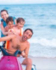 Al Marjan Island Ras Al Kaimah City Stay Beach Hotel Apartments Beach Activities JET SKI