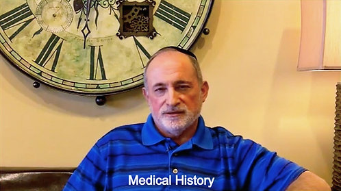 Important of your Medical History