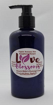 Organic Rosemary Mint Strengthening Shampoo