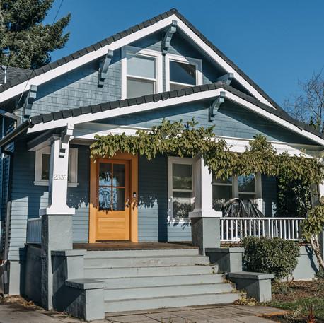 HARMSEN HOUSE