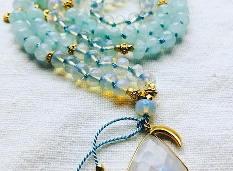Mala Making Workshop, June 23rd