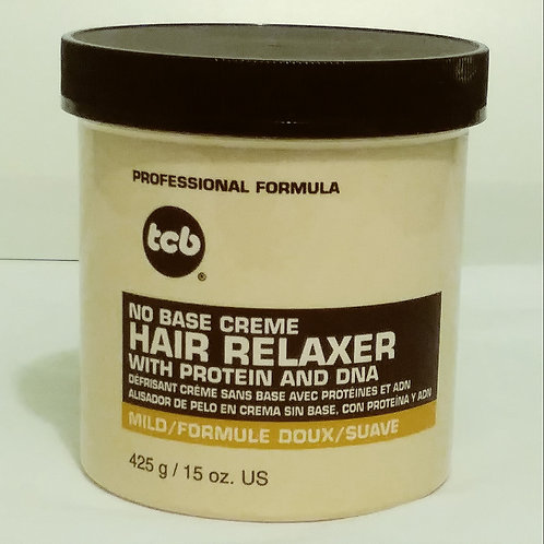 Hair Relaxer No Base Crème 15oz mild jar