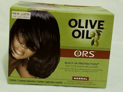 Olive Oil No-Lye Relaxer Kit Normal