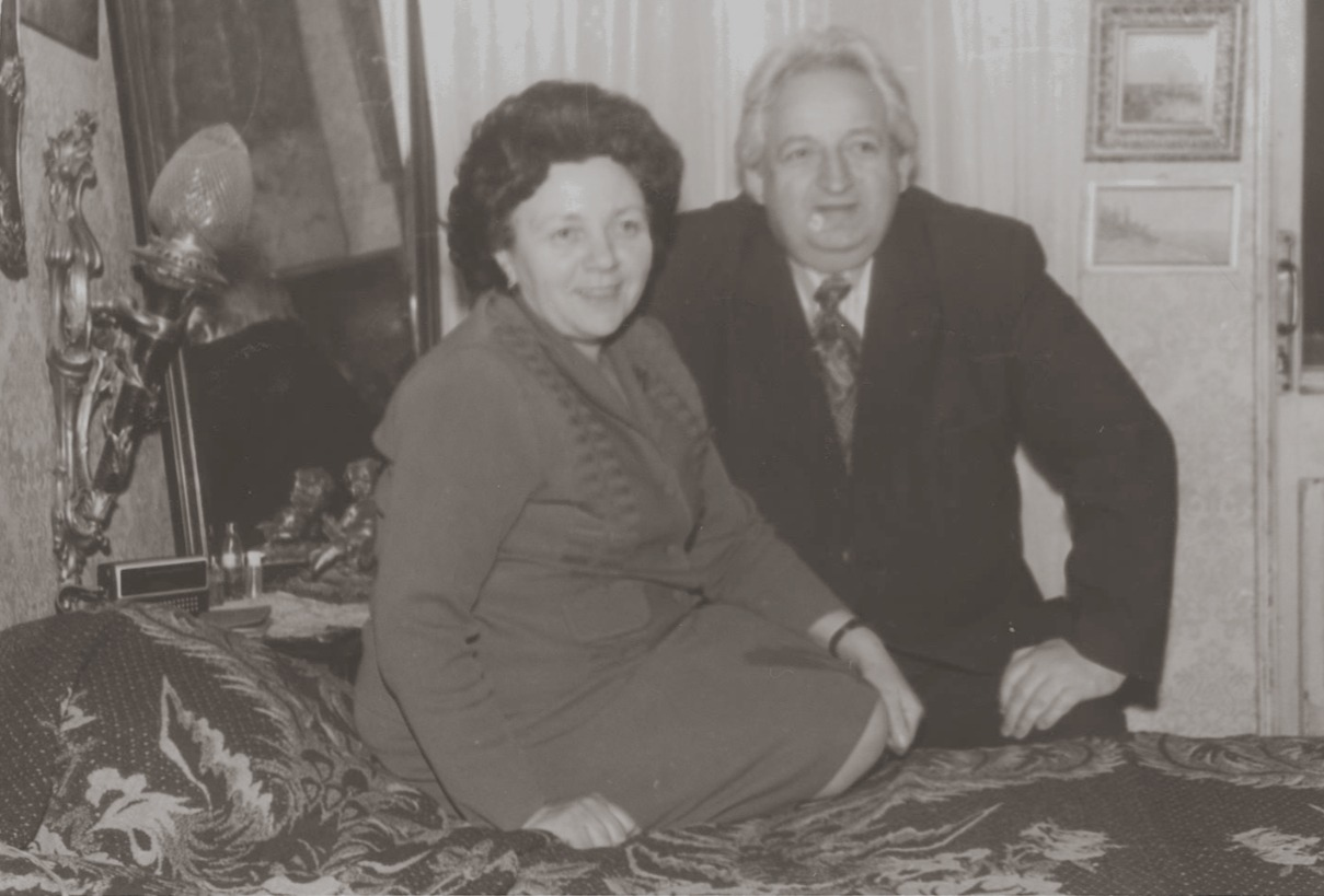 Anna and Vyacheslav Zalensky