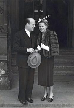 Genia and Jacques Meyer-Morton