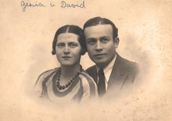 Genia and David