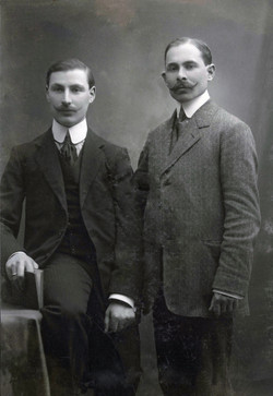 Stroun brothers