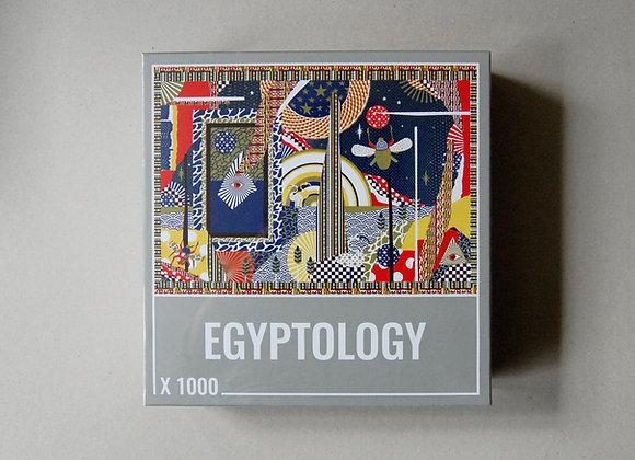 Egyptology 1000-Piece Jigsaw Puzzle