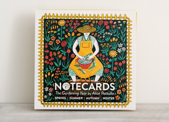 Notecards - The Gardening Year