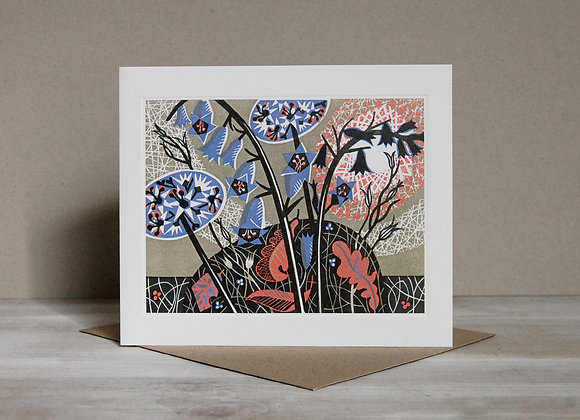 Printmakers Card - Glade