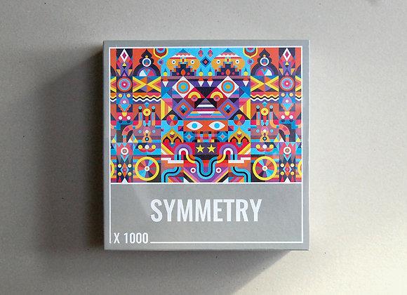 Symmetry 1000-Piece Jigsaw Puzzle