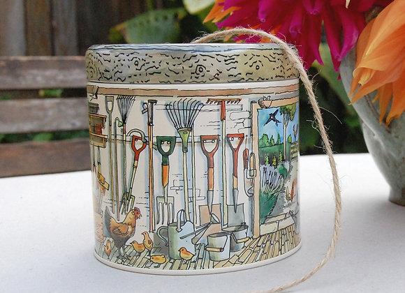 String Tin - Potting Shed