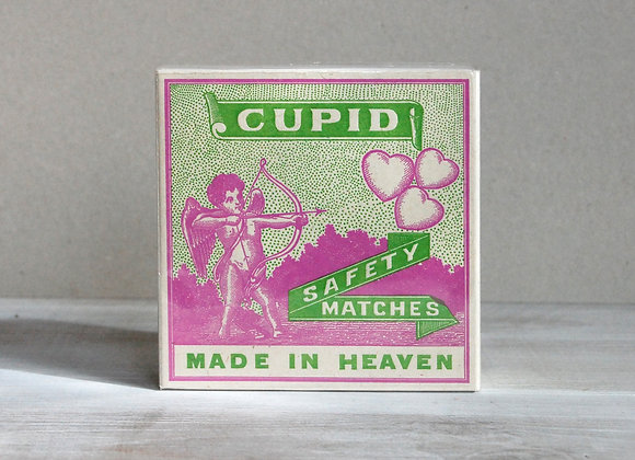 Luxury Matchbox - Cupid