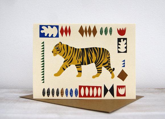 Wonderland collection - Hello Tiger