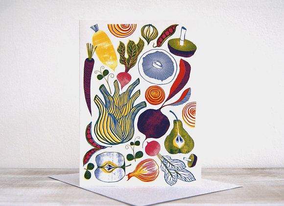 Wonderland collection - Roots Fruits & Shoots