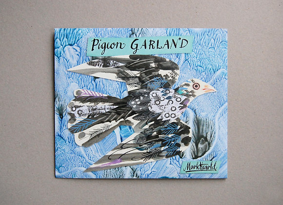 Pigeon Garland - Mark Hearld
