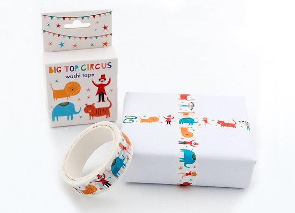 Washi Tape - Big Top Circus