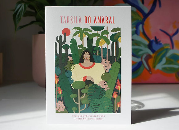 Made by Women Zines - Tarsila do Amaral