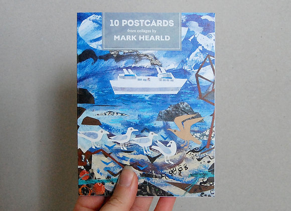 Postcard Book - Mark Hearld