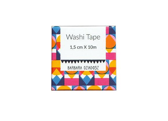 Washi Tape - Colour Patten