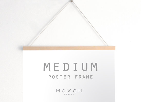 Magnetic Poster Frame - Medium (A2/A3)