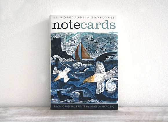 Notecards 10 Pack - Angela Harding