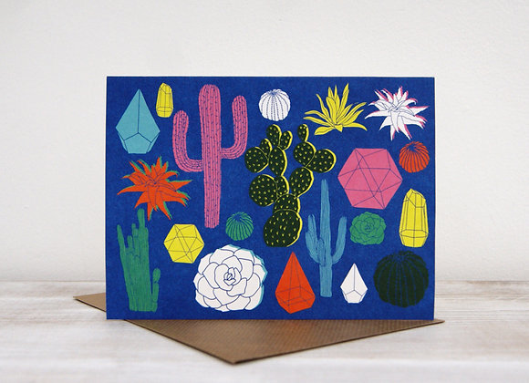 Wonderland collection - Cactus 2