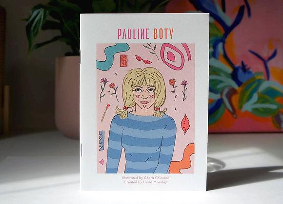 Made by Women Zines - Pauline Boty