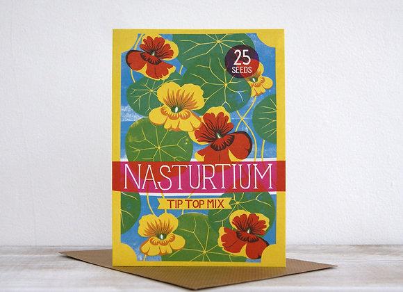 Wonderland collection - Nasturtium