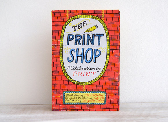The Print Shop, Concertina Book