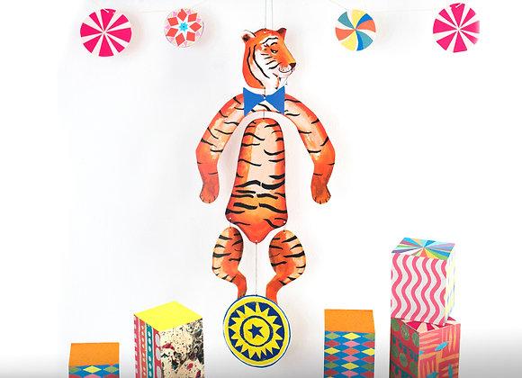Circus Tiger Mobile