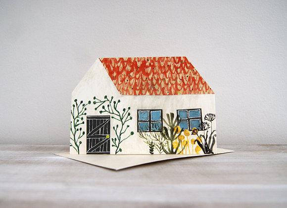 Little House Card