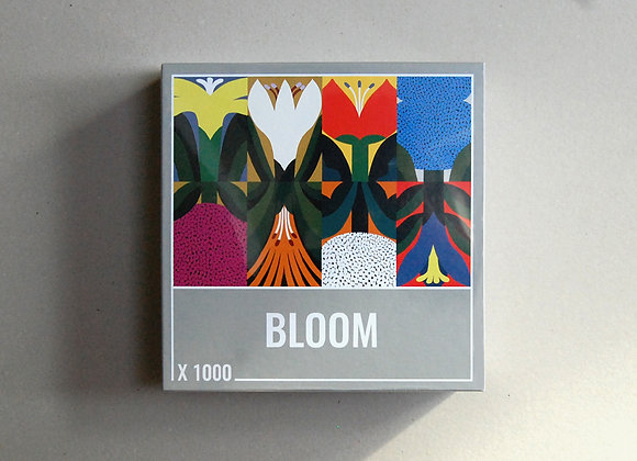Bloom 1000-Piece Jigsaw Puzzle
