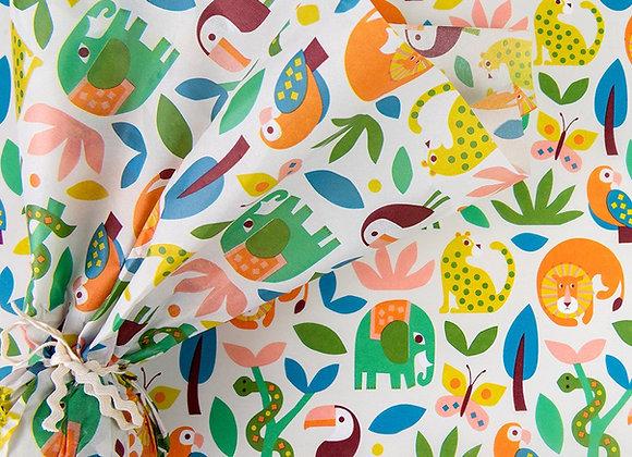 Tissue paper 10 pack - Wild Wonders