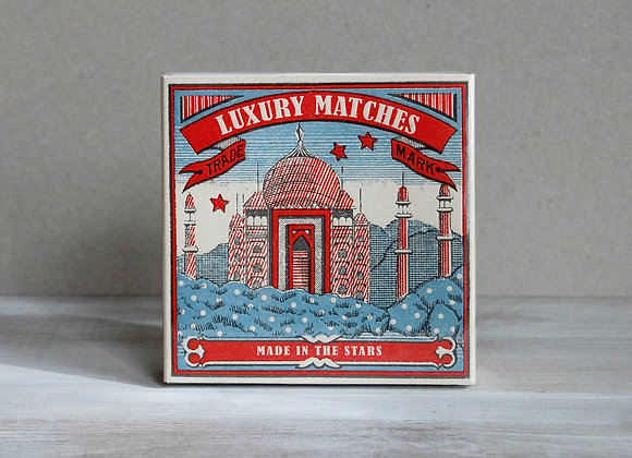 Luxury Matchbox - Made in the Stars