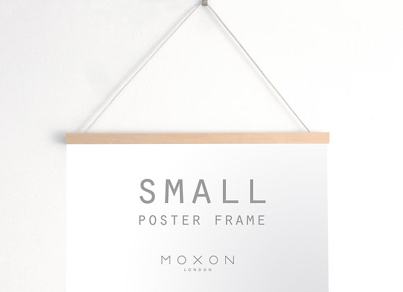 Magnetic Poster Frame - Small (A3/A4)