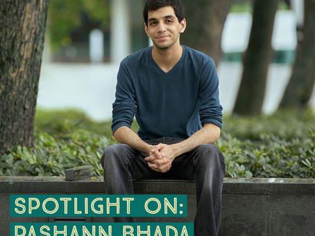 Spotlight on Pashann Bhada