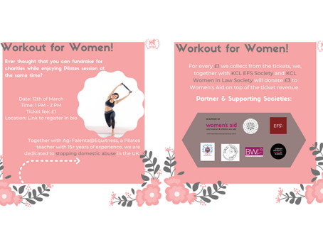 Workout for Women!