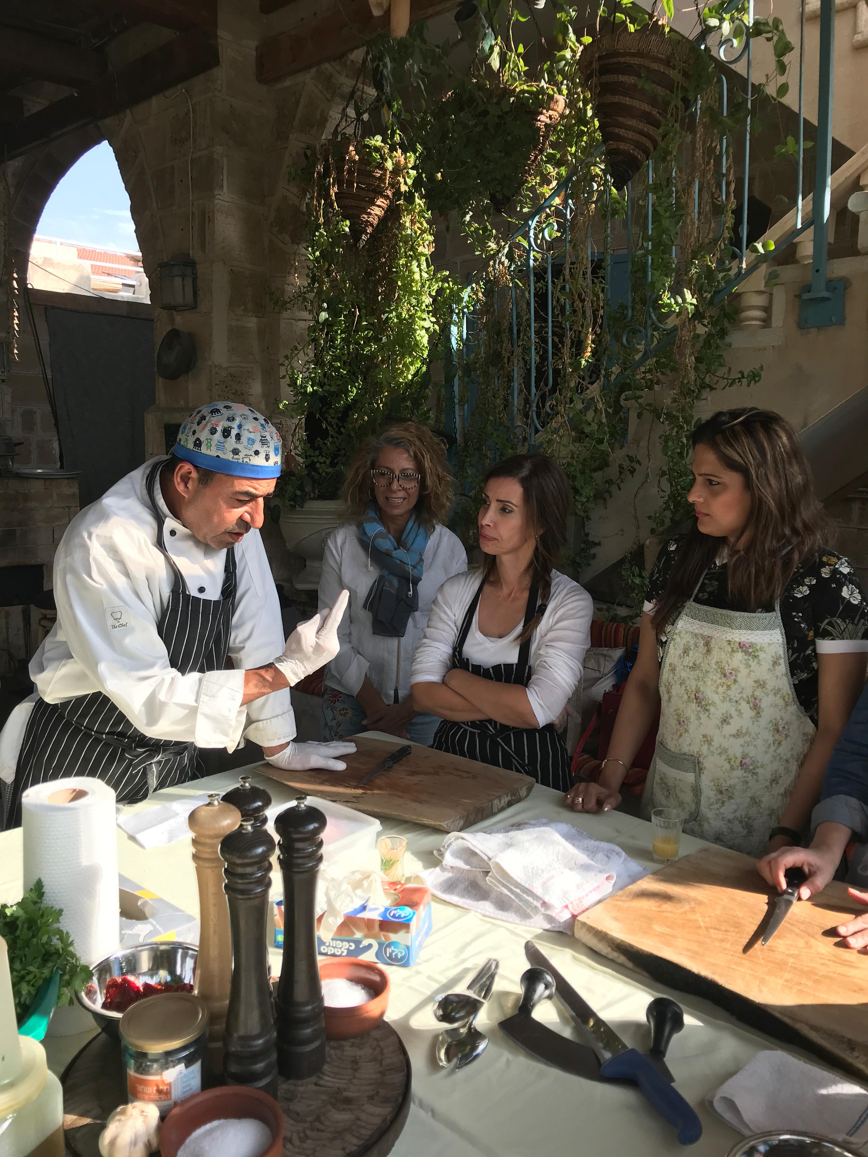Hamudi's Culinary Workshops