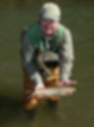 Greg Hoover image w BT Spring Ck LBWO du
